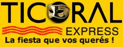 Carnaval en Ticoral Express