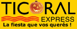 Halloween en Ticoral Express