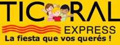 Feliz día de Niño en Ticoral Express