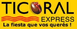 Pascuas en Ticoral Express
