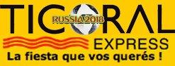 Rusia 2018. Vamos Argentina!